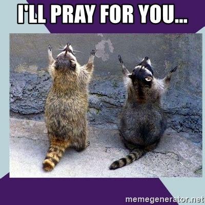Praying Meme Generator