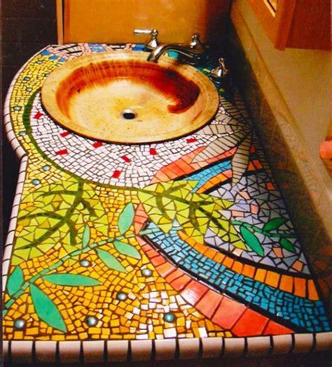 Bathroom Floor Tile Design - diy y manualidades c 243 mo hacer mosaicos y algunos ejemplos para inspirarte ecoagricultor