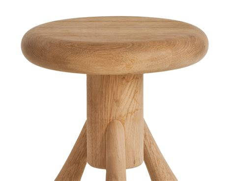 Baby Pale Stool by Eero Aarnio Baby Rocket Stool Hivemodern