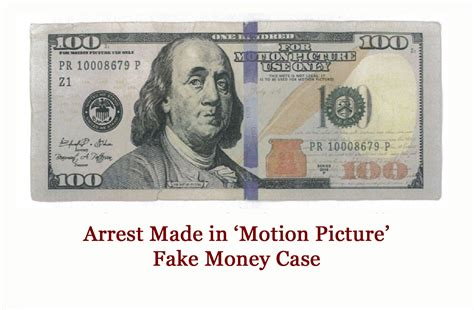 A For Money 1 7 End arrest made in motion picture money moody on the market
