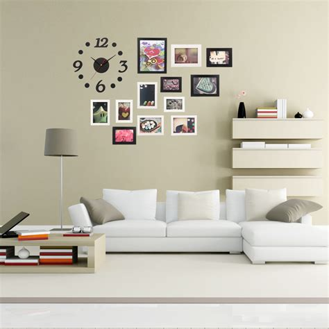 home decor frames 12 picture photo collage wall frame display modern home