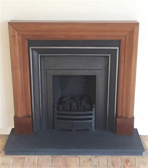 Fireplace Inserts Charleston Sc by Charleston Cast Iron 1920s Period Insert