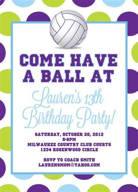 free printable volleyball stationary 25 best ideas about volleyball party on pinterest
