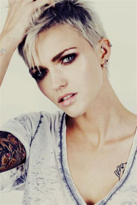 ruby rose hair pinterest ruby rose tumblr hair spiration pinterest