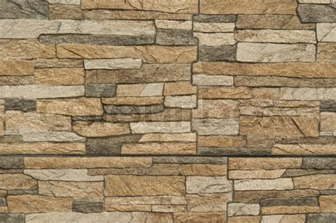 modern stone wall texture modern pattern of stone wall decorative surfaces stock