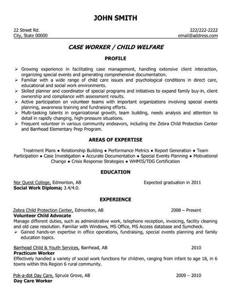 click here to this child welfare worker resume template http www