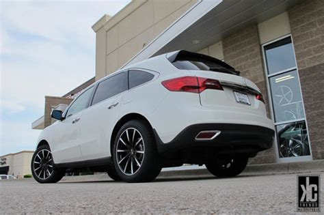 rims for acura mdx pics of 2nd generation mdx with aftermarket rims page 37