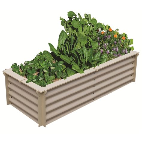 Raised Vegetable Garden Beds Bunnings Birdies 1 5m X 0 6m X 400mm Paperbark Classic Garden Bed I