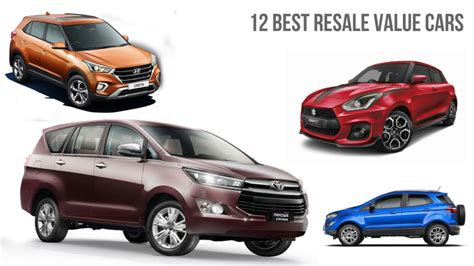 Top 10 Resale Cars by 12 Best Resale Value Cars In India Maruti To