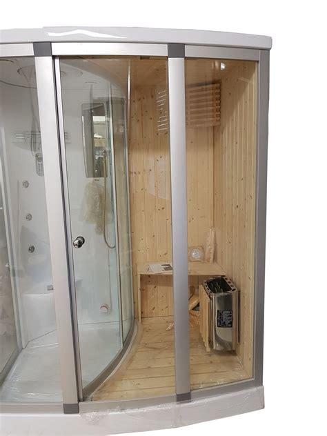cabina doccia sauna bagno turco docce con sauna e bagno turco poti srl