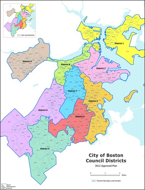 sections of boston map of boston neighborhoods with streets afputra com