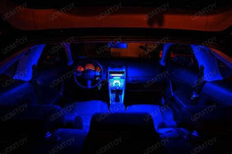bright led car interior lights package for ford edge