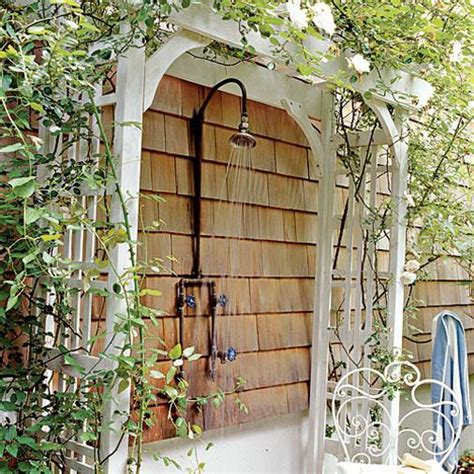 outdoor shower 25 outdoor shower designs adding fashion and flair to