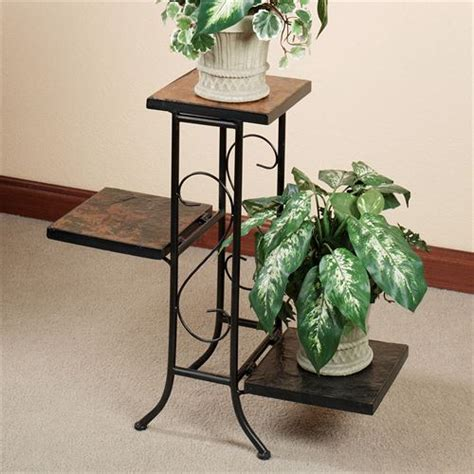 garden tables for plants porterville indoor outdoor tiered plant stand