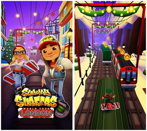 Subway Surfers London Game For Pc Free Download Full Version | subway surfers london mod unlimited everything full game