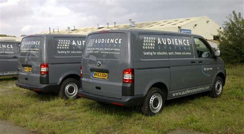 Construction Wall Stickers van fleet livery mirage signs