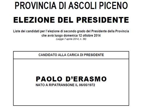 ufficio anagrafe ascoli piceno archivio ufficio elettorale 2014 provincia di ascoli piceno