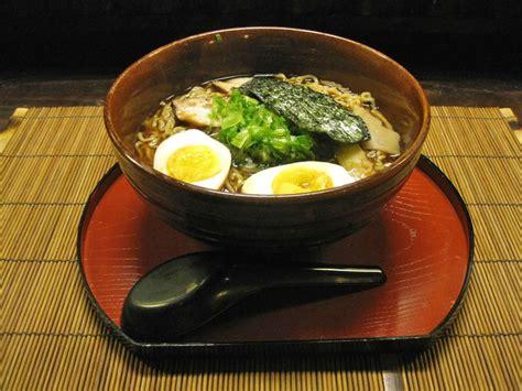 Jafanes Ramen japanese ramen noodle soup food