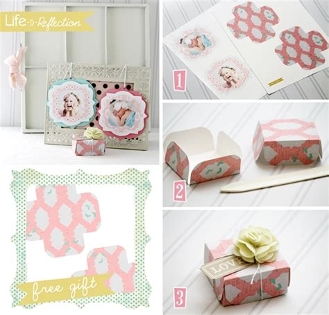 Handmade Gift Box Tutorial - diy gift box tutorial the 36th avenue