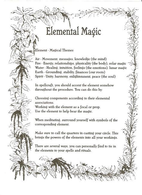 17 best ideas about elemental magic on mystic