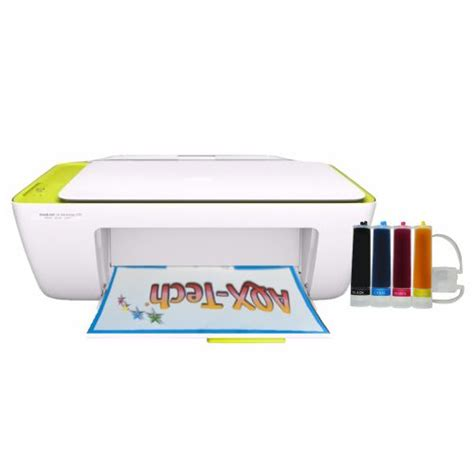 Tinta Hp 2135 Impresora Multifunci 243 N Hp 2135 Sistema Continuo
