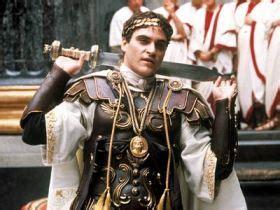 gladiator film hero name gladiator 171 joaquin phoenix central