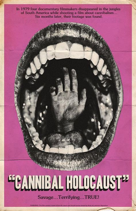 kisah nyata film cannibal holocaust 10 best images about grindhouse on pinterest vintage