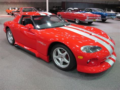 vipervette marries two of america s favorite sports cars
