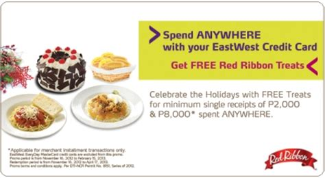 east west bank new year promotion free ribbon treats from eastwest bank philippine