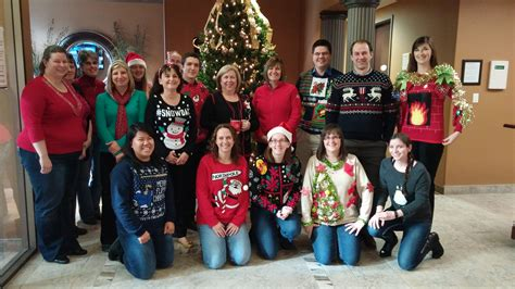 Sweater Sday sweater battle ends in win for brantford food bank