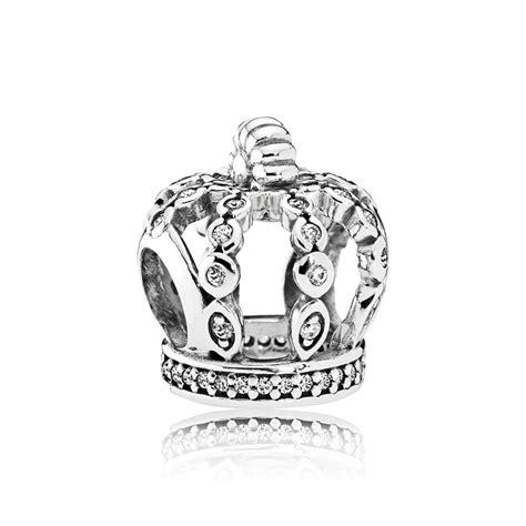 Pandora Charm P 670 pandora fairytale crown charm 792058cz greed jewellery