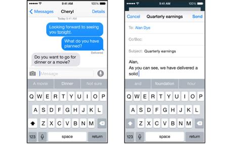 keyboard layout iphone ios 8 ios 8 will bring third party keyboards notification