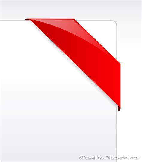 Vale Nota White Gold bandera rojo vector cinta descargar vectores gratis