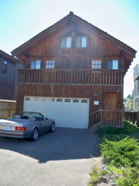 south lake tahoe rental with boat dock waterfront tahoe keys home with private boat dock and hot