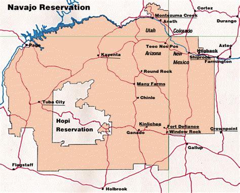 navajo nation map arizona forelius pruinosus