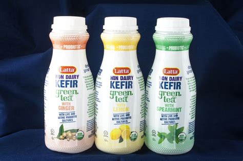 Masker Kefir Green Tea latta non dairy kefir green teas our products