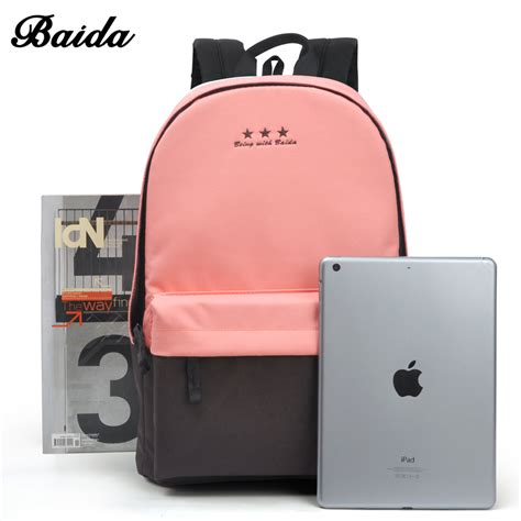Murah Korean Traveler Shopping Bag bag clothes picture more detailed picture about fashion school backpack children
