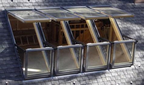 Velux Cabrio or Fakro Balcony Window   Dream Home