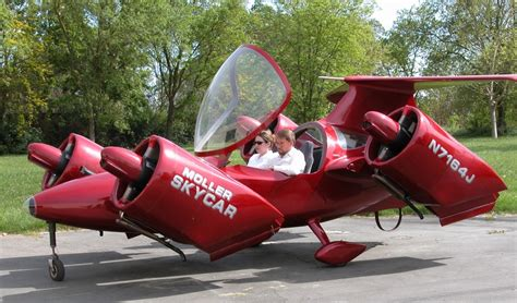 Mohler Flying Car techfuture hold on paul moller s skycar is coming huffpost