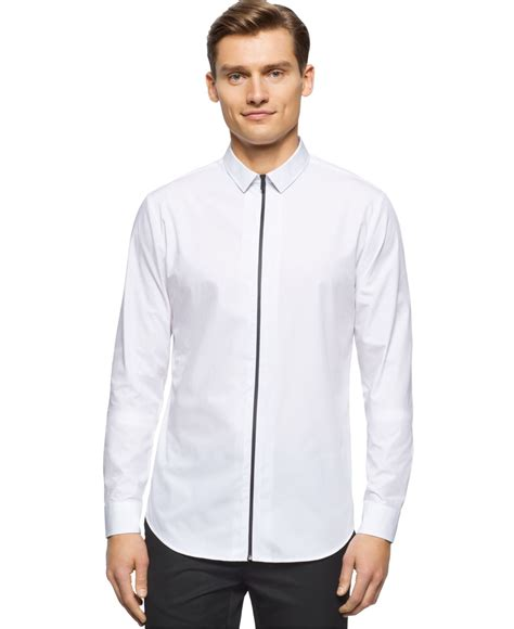 Sleeve Zip Front Shirt zip up sleeve shirt t shirts