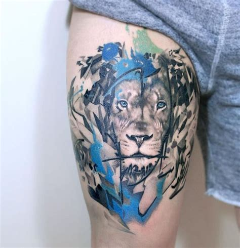 kick ass tattoos watercolor tattoos will turn your into a living