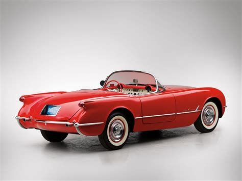 1955 corvette stingray corvette history 1955 c1