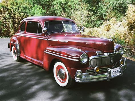 Two Door Cars For Sale by 1948 Mercury Two Door Coupe For Sale