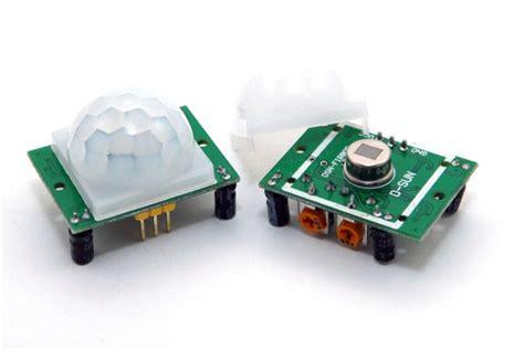 Hc Sr501 Pir Motion Sensor Module hc sr501 pir motion sensor module panda electronics