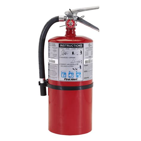 shop alert commercial extinguisher