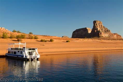 lake powell house boat a luxury houseboat on lake powell bylandersea travel tales