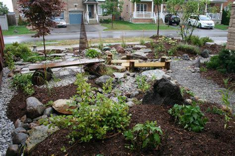 complete guide  building  maintaining  rain garden