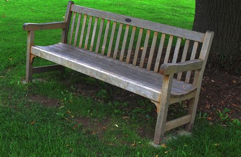 park benches file parkbench jpg wikimedia commons