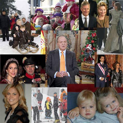 casas reales europa as 237 celebrar 225 n la navidad las familias reales de europa