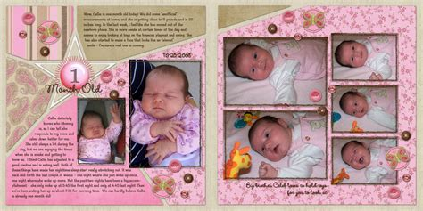 the baby maker books ideas for scrapbookers reader s pages happy national